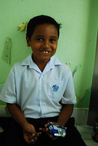 探訪Baa. Dhonfanu學校