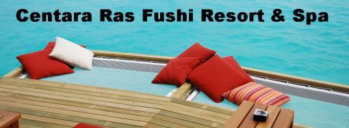 Centara Ras Fushi - menu bar