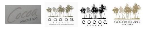 Cocoa Island logos