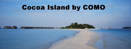 Cocoa Island - menu bar