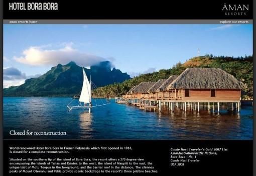 Hotel Bora Bora 1