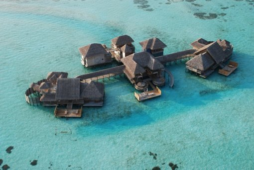 Private Reserve at Gili Lankanfushi